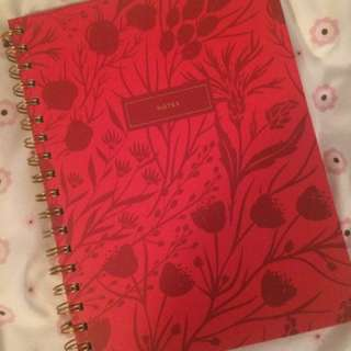 #BlackFriday50 Indigo Notebook
