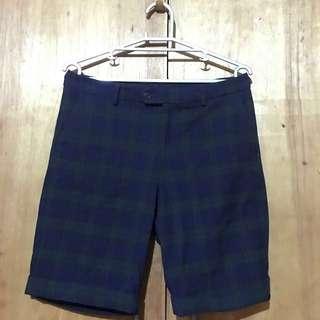 Uniqlo Plaid Shorts