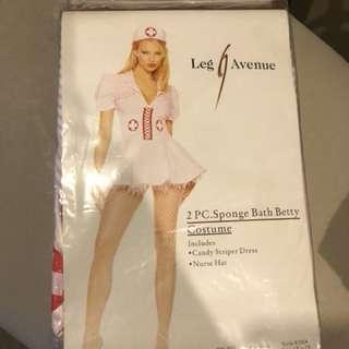 Leg Avenue sponge bath Betty