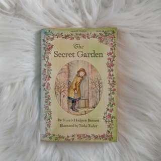 The Secret Garden by Frances Hodgson Burnett (3 books for $12)