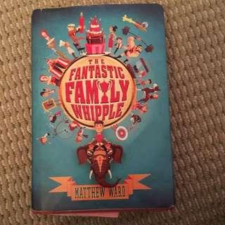 The fantastic family whipple book