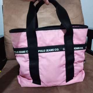 Authentic Ralph Lauren hand bag