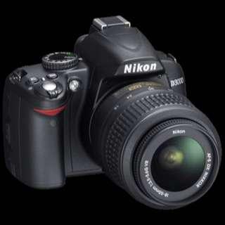 Price drop!!!: Nikon D3000 Digital SLR Camera