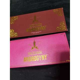 [SWAPS ONLY] Jeffree Star | Androgyny Eyeshadow Palette