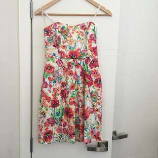 Forever New Floral Dress