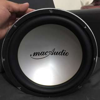 For Sale Mac Absolute 250 subwoofer
