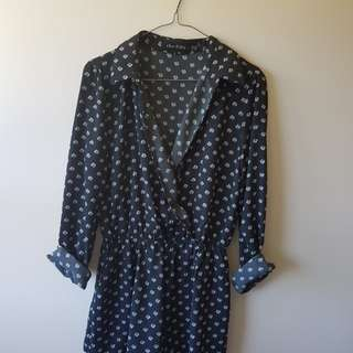 The fifth playsuit size L
