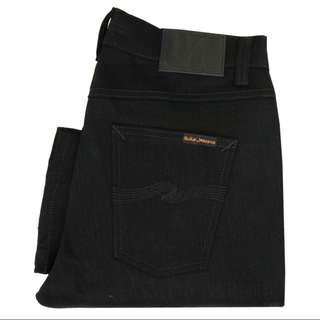 Nudie Jeans High Kai Organic Black