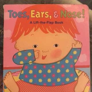 Karen Katz board book