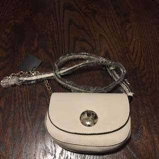 Zara statement purse