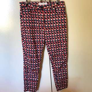 Scanlan Theodore ankle pants