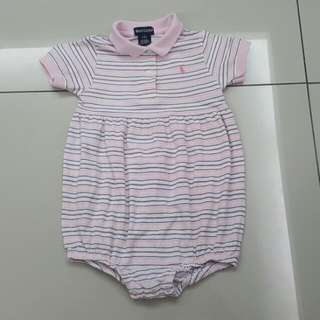 Ralph Lauren Baby Romper (18-24months) Big Cutting