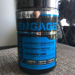 Pre Workout Engage - Sport Supplement