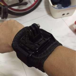 Gopro Wrist Strap Mount