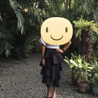 Fashionable Layeres Skirt
