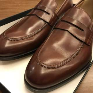 Hand crafted Penny Loafer Made in Italy