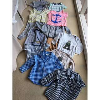 Boys Clothing Bundle - Seed - Country Road - Zara - Size 2