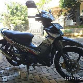Motor Supra thn 2012 BU
