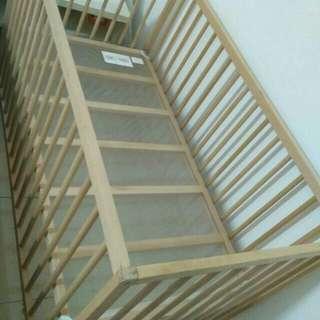 Ikea baby bed