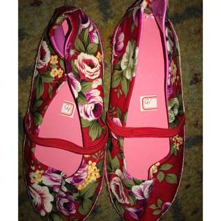 Flat Doll Shoes