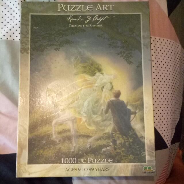1000 Piece Puzzle