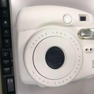 富士Instant mini 8 拍立得 內裝蛋黃哥底片10張