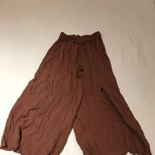 Wilfred culottes size small
