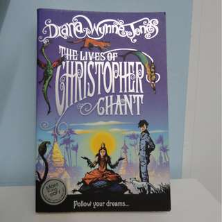Diana Wynne Jones - The Lives of Christopher Chant
