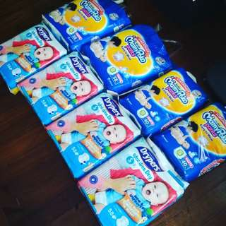 Baby Diapers Small in smaller price