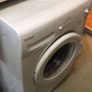 Fortress 洗衣機