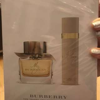 My Burberry sey
