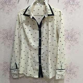 White Shirt Free Ongkir