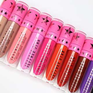 Instock and Authentic Jeffree Star Velour Liquid Lipstick