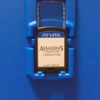 PS Vita Game Assassin's Creed Liberation