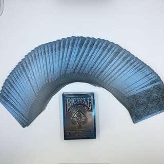 Bicycle Metal Deck Playing Cards