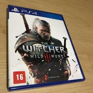 The Witcher, Mass Effect, Batman & Battlefield 1 PS4