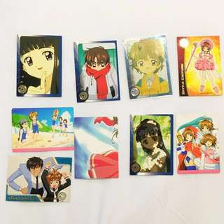 3 for P120! Authentic Cardcaptor Sakura Trading Card from USA