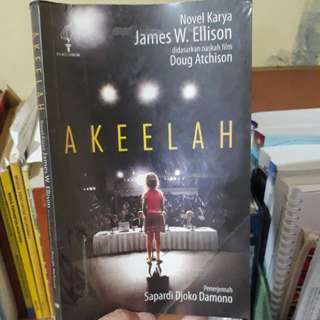 Novel Akeelah
