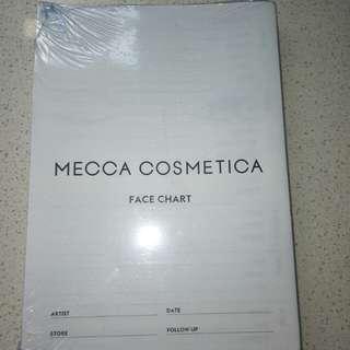 Mecca Maxima Face Charts