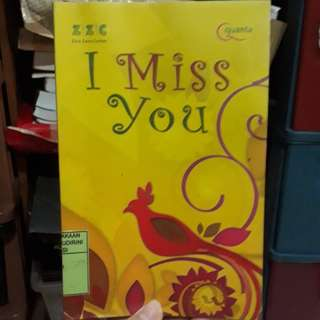 Novel I Miss You