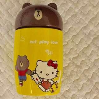 全新7-11🎀Line Friend 友Mug頭陶瓷杯🎀