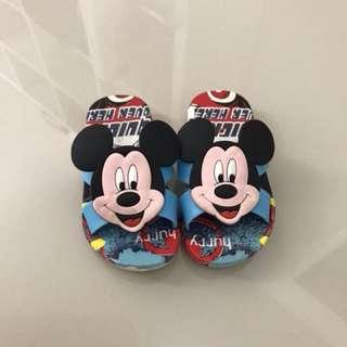 Mickey sandals