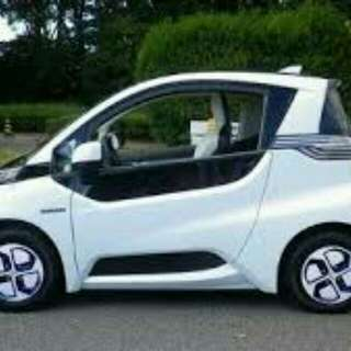 City Car Honda 500cc