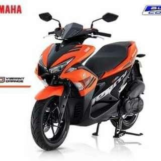 Yamaha mio aerox 155 brandnew