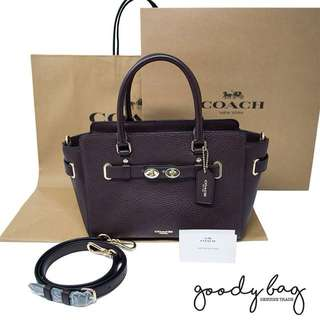 The Blake 25 Carryall by Coach