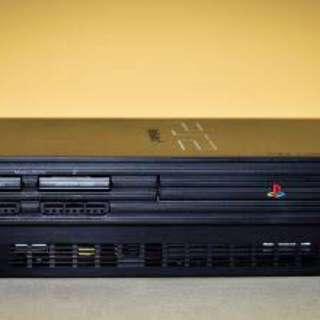 PS2 belum pernah servis