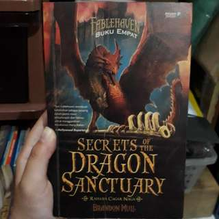 Novel Secret of The Dragon Sanctuary
