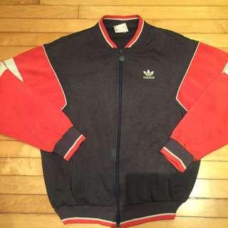 🚚 Adidas 古著棒球外套