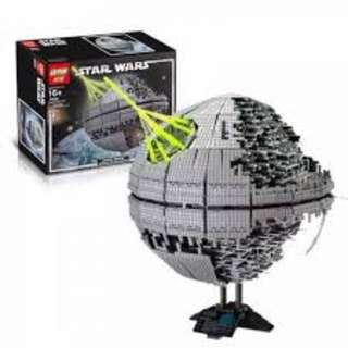 Star Wars Death Star II (Lepin 05026)