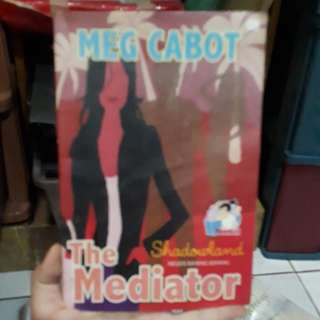 Novel The Mediator (Shadowland)